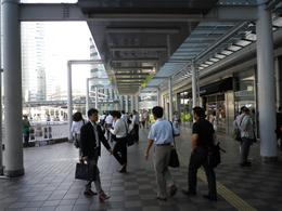 JR品川駅 港南口広場